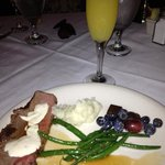 Mother's Day Brunch with Prosecco Mimosa