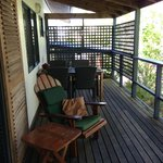 Deck for room