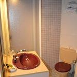 Very cramped Bathroom