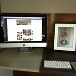 iMac im Zimmer