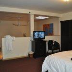 Swans Suite Hotel Chambre