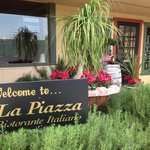Welcome to la piazza