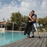 les Arnelles by pool