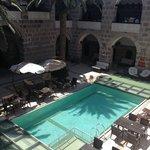 Pool area II