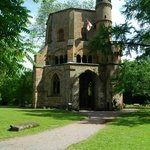 Old Tower, erected in 989, the oldest sacred building in Saarland