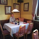 Dining in Hotel Rappen
