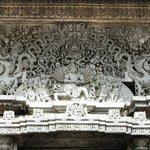 Hoysala Temple at Halebid