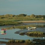 View from Aberffraw Bridge