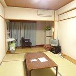The large Tatami room