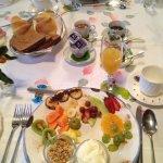The Breakfast starter plate!!