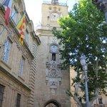 Hotel de Ville, il Municipio di Aix.