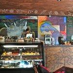 La Benedecida Cafe - Indoors