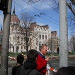 davanti al Parlamento