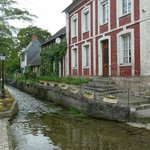 rue des tanneurs -  just down the street