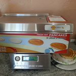Pan Cake Machine