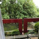 Balkon kamer 207