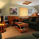 The Lounge in Lodge 1