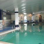 La piscine interieur