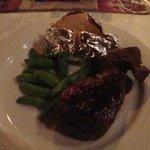 köstliches Steak