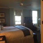 Room 216, view toward terrace