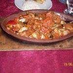 Best vegetarian casserole in dalyan