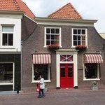 Outside view of Vermeer Room (top floor only)