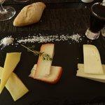 Plateau de fromage + Porto