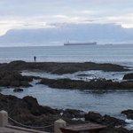 Blick zum Tafelberg