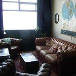 third floor lounge