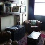 lounge on third floor