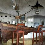 The Reclaimed Boat Bar
