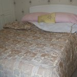 Our double bed