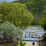 View from window- Hotel Meder