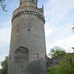 round tower- Andernach