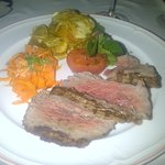 Excellent chateaubriand