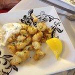 Arnabeet ~menu describes as best Cauliflower ever & I agree!  YUM