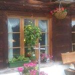 Restaurant Eschihalten - j'aime les fleurs