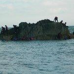 Burton Scouts, On the edge!! :-)