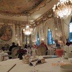 レストラン ル・ムーリス ここで朝食