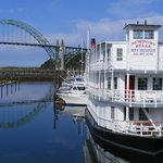 The Newport Belle B & B in Newport, Oregon