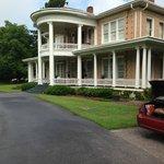 Historic Manor facade