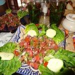 Entry salad