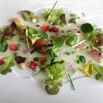 Les légumes de saison en gelée