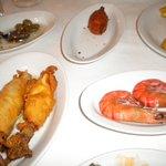I fritti - Sorpresa dei calamari fritti interi