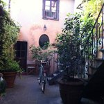 courtyard, stunning
