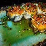 Dragon Fly sushi