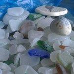 Sea glass I found