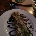 Grilled Romaine Lettece