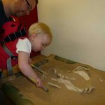 Maisie the Archaeologist!