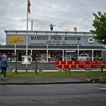 A landmark on the southern Washington coast